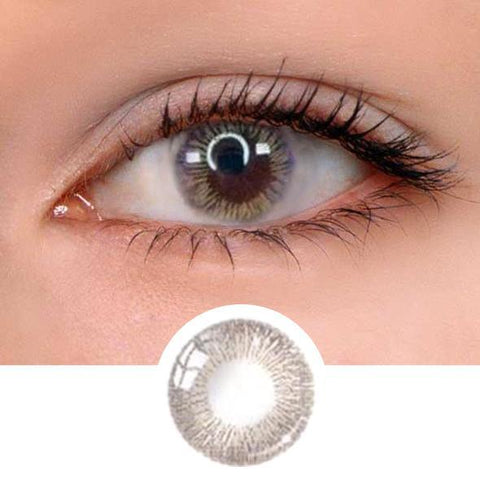 Sophia Grey Colored Contact Lenses