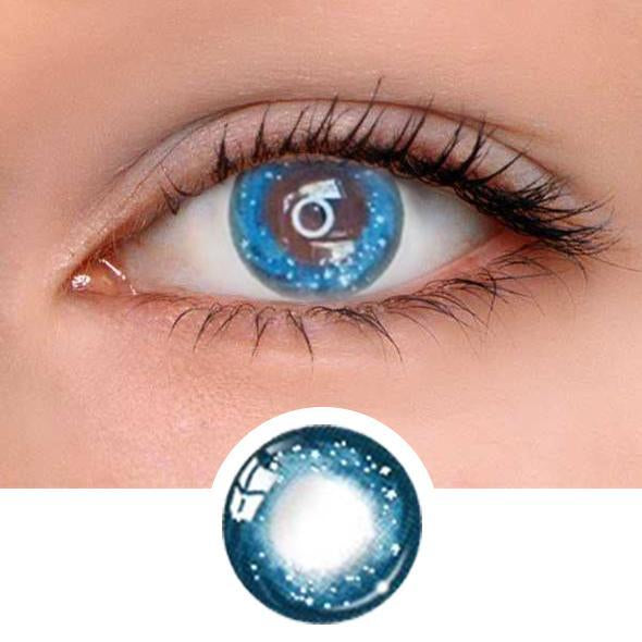 Star  Colored Contact Lenses