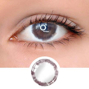 Super Natural Chocolate brown Colored Contact Lenses