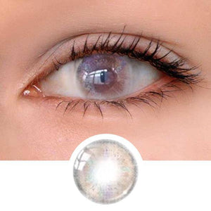 Velvet Chocolate Colored Contact Lenses