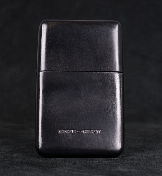 ACC 2-Piece Card Case Black