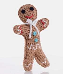 Pebble - Gingerbread Man