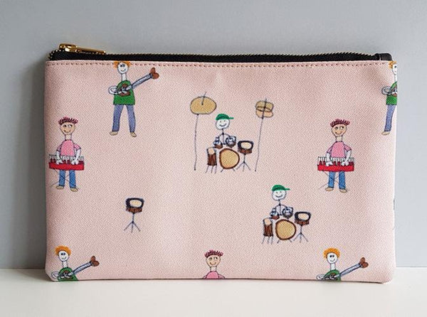 Harvest collection - Clutch Bag - You've Got The Music In You