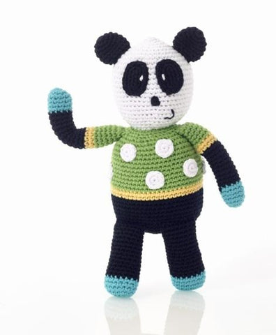 Pebble - Panda Spotty