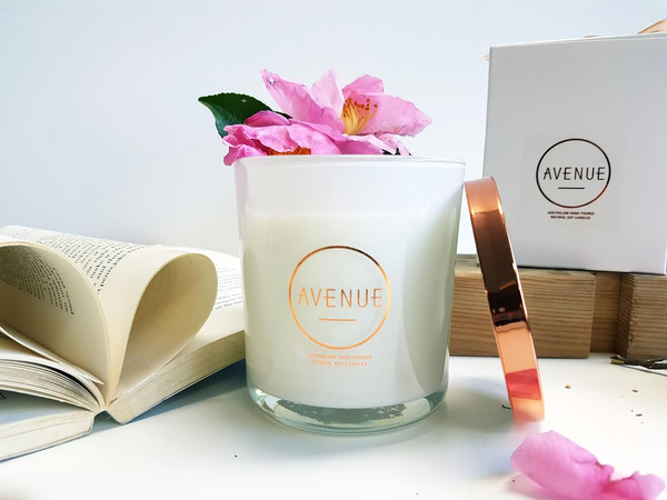 Avenue Originals Candle - Peony Rose