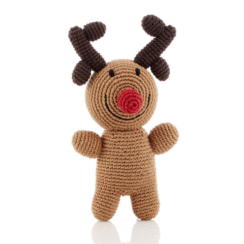 Pebble - Rudolph rattle