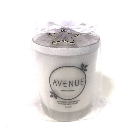 Avenue Originals Candle- Yuletide