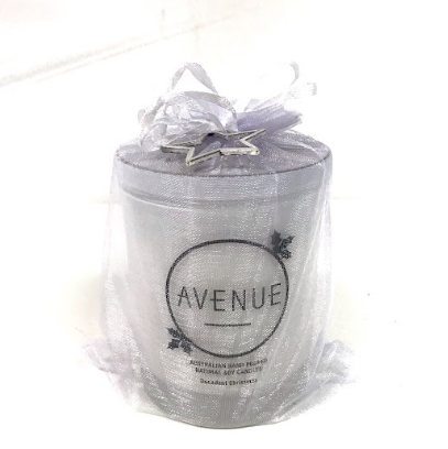 Avenue Originals Candle- Decadent Christmas