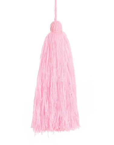 Little market - Cotton candy tassel charm