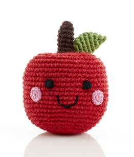 Pebble Friendly-Fruit Apple