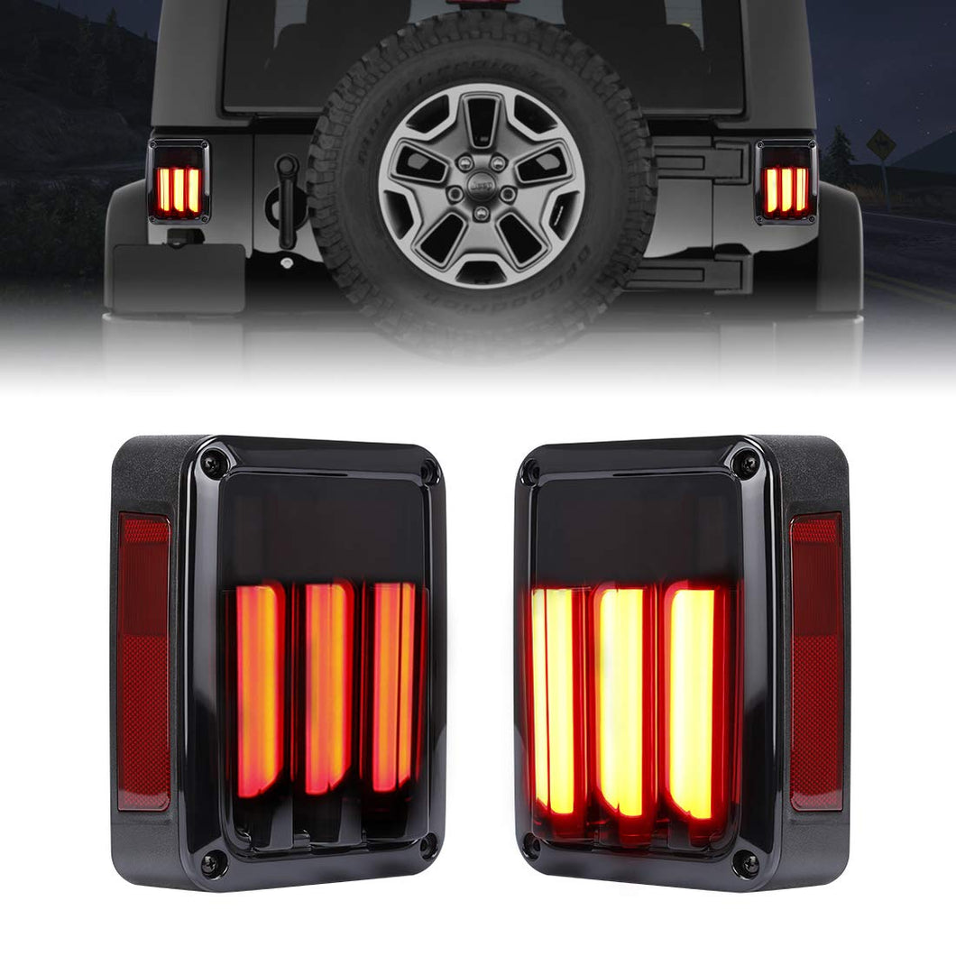 LED Tail Light for 2007-2017 Jeep Wrangler