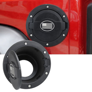 Fuel Filler Door Cover for 2007-2017 Jeep