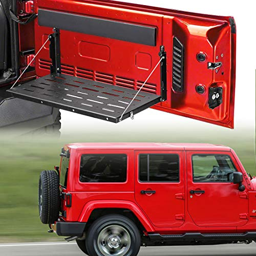 Jeep Tailgate Table 2007-2017