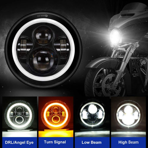 7 inch Daymaker LED Headlight