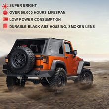 Load image into Gallery viewer, LED Tail Light for 2007-2017 Jeep Wrangler