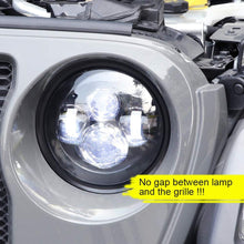 Load image into Gallery viewer, 9 INCH Mounting Brackets for 2018-2019 Jeep Wrangler JL LED Headlights Left and Right