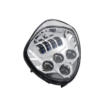 Load image into Gallery viewer, Chrome 60W Motorcycle LED Headlight For Victory Cross Country