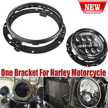 Load image into Gallery viewer, 7 Inch Round Mounting Bracket Ring Mount Brackets For Motorcycle LED Headlight