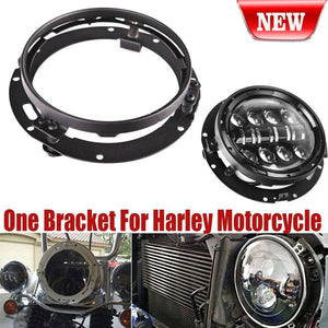 7 Inch Round Mounting Bracket Ring Mount Brackets For Motorcycle LED Headlight