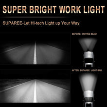 Load image into Gallery viewer, 18W CREE LED Work Light Bar 4PCS