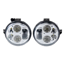 "Load image into Gallery viewer, Chrome 4.5"" H/L Beam LED Motorcycle Headlight For Kawasaki BRUTE FORCE 750 Teryx"