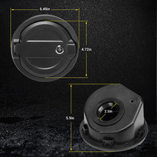 Load image into Gallery viewer, Gas Tank Cap Fuel Filler Door Cover with Locking For Jeep Wrangler JL & Unlimited 2/4 Door