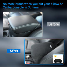 Load image into Gallery viewer, Armrest Pad Center Console Cover For 2018 2019 Jeep Wrangler JL JLU Gladiator JT