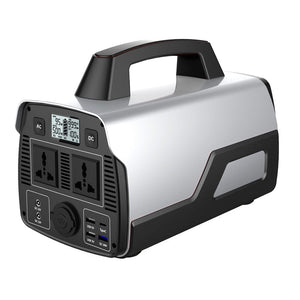 500W Portable Power Source, Household Storage Battery for Camping, Outdoors, Disaster, Power Outages, Solar Charging