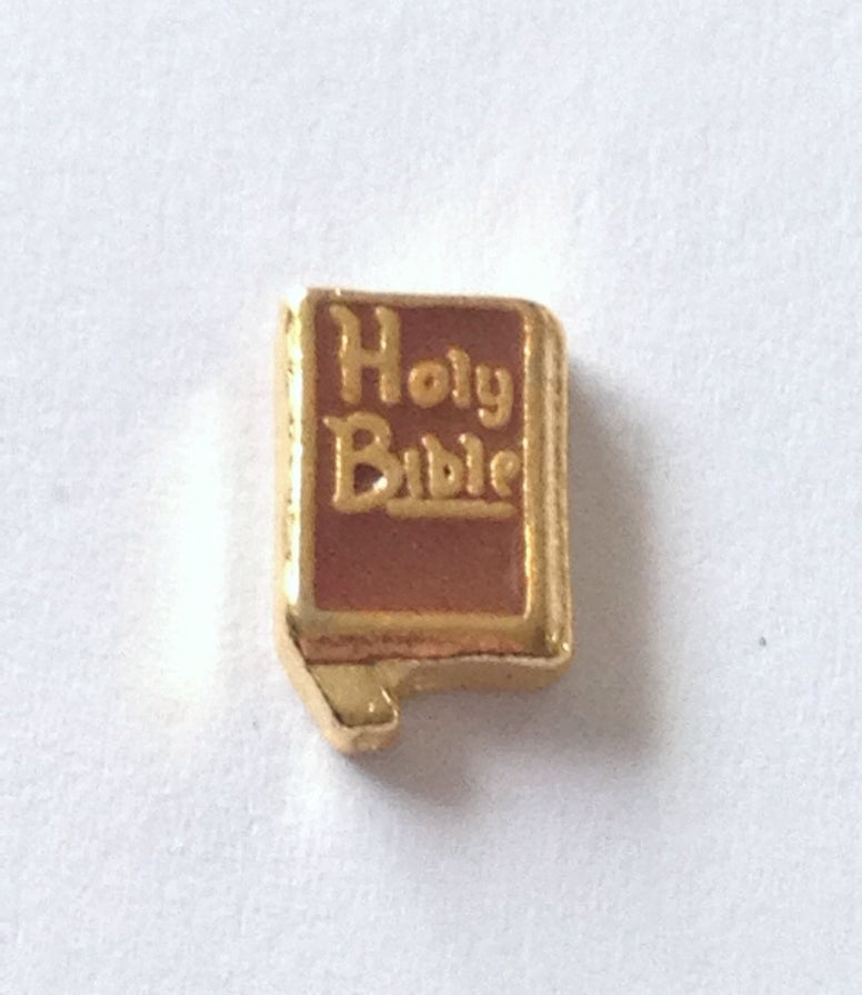 Bible Charm - Stoney Creek Charms