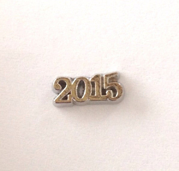 2015  Floating Charm - Stoney Creek Charms