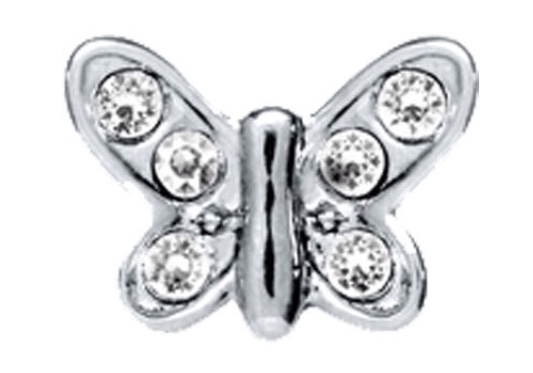 Butterfly Floating Charm - Stoney Creek Charms