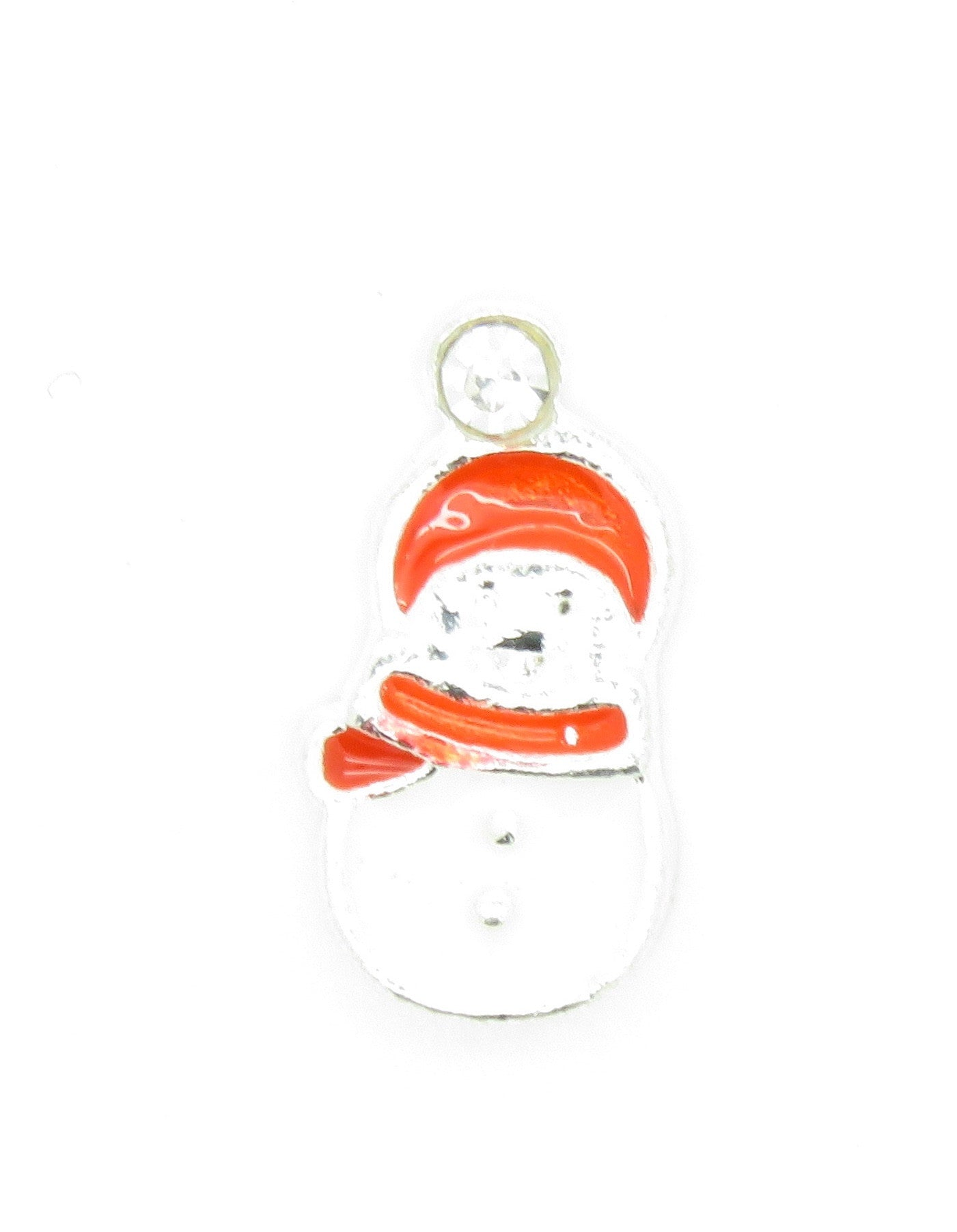 Snowman Holiday Charm