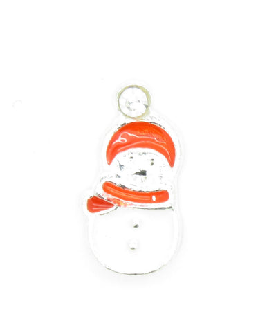 Snowman Holiday Charm - Stoney Creek Charms