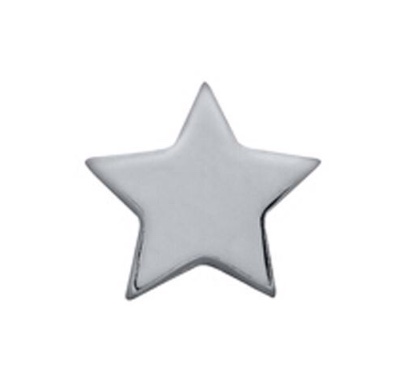 Silver Star Floating Charm - Stoney Creek Charms