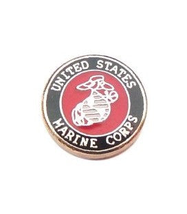 Marines Charm - Stoney Creek Charms