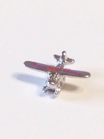 Float Plane Floating Charm - Stoney Creek Charms - 2