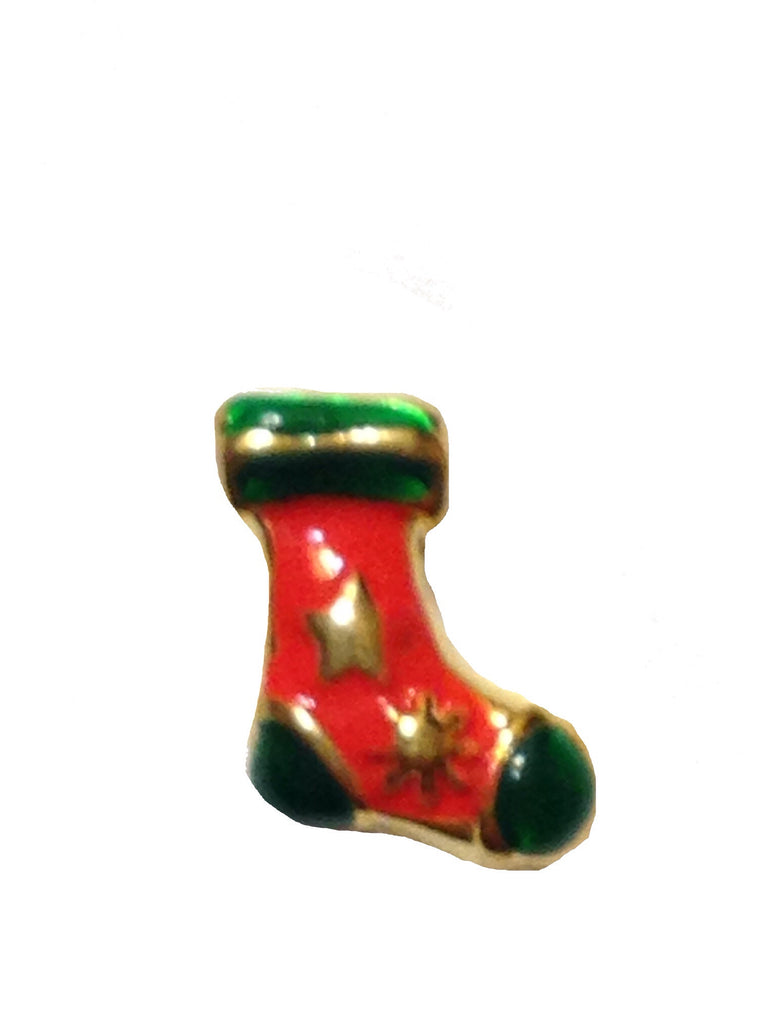 Christmas Stocking - Stoney Creek Charms