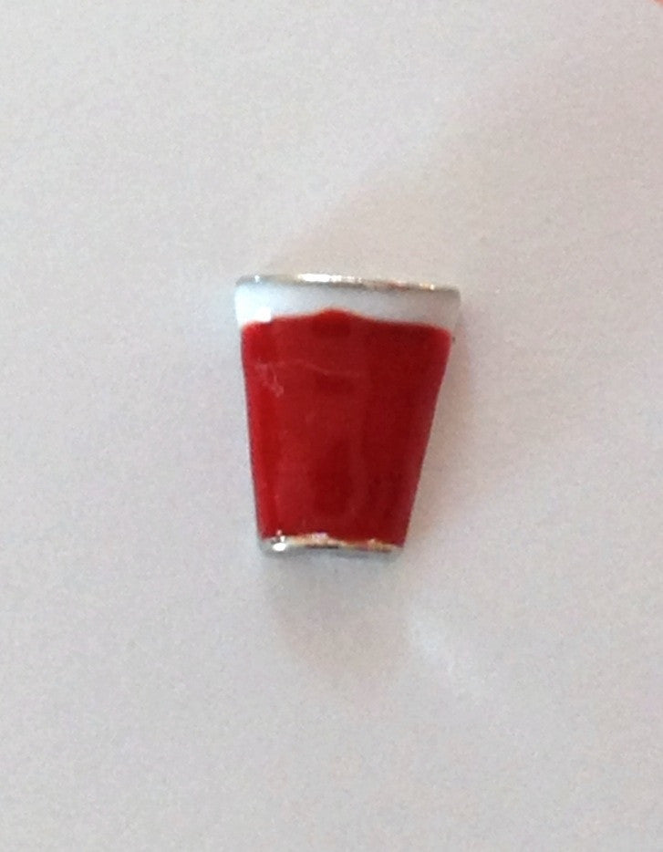 Red Solo Cup Charm - Stoney Creek Charms