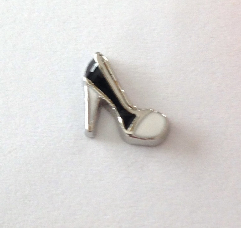 White Toed  High Heel - Stoney Creek Charms