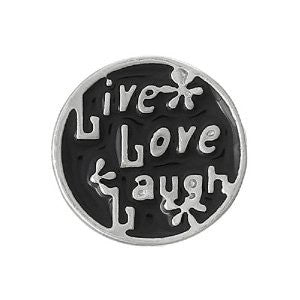 Live laugh love - Stoney Creek Charms
