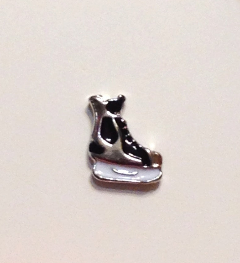 Hockey Skate Floating Charm - Stoney Creek Charms