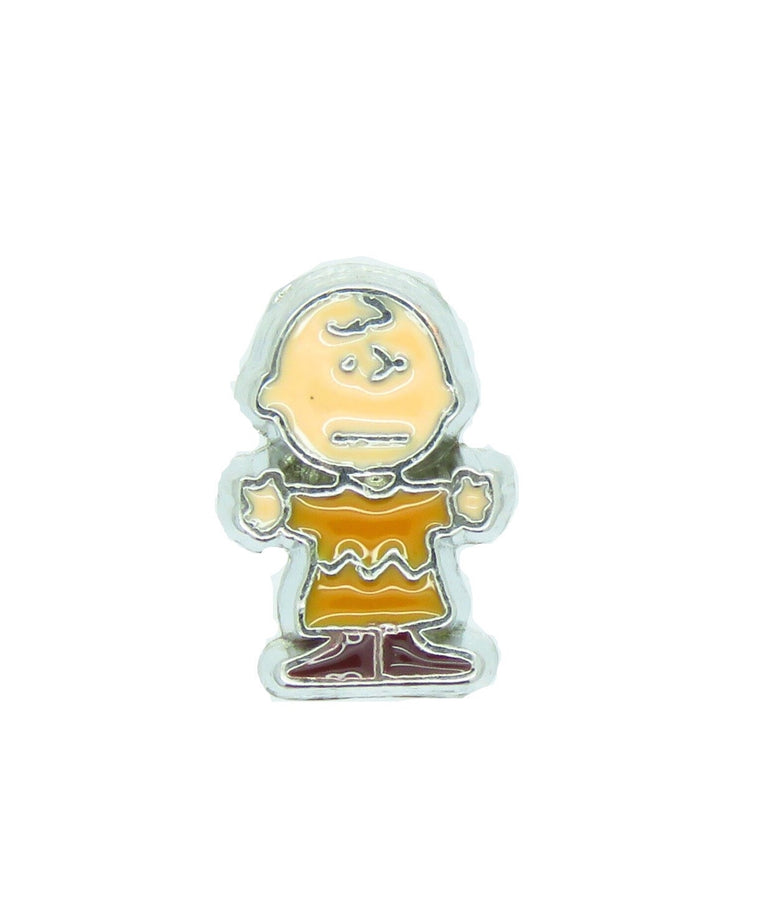 Charlie Brown Floating Charm - Stoney Creek Charms