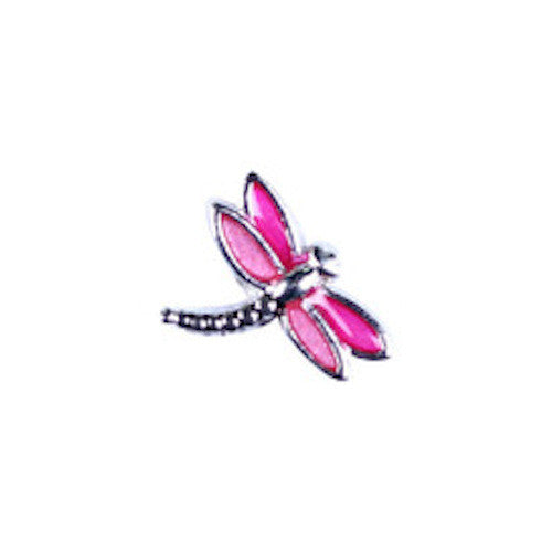Pink Dragonfly - Stoney Creek Charms