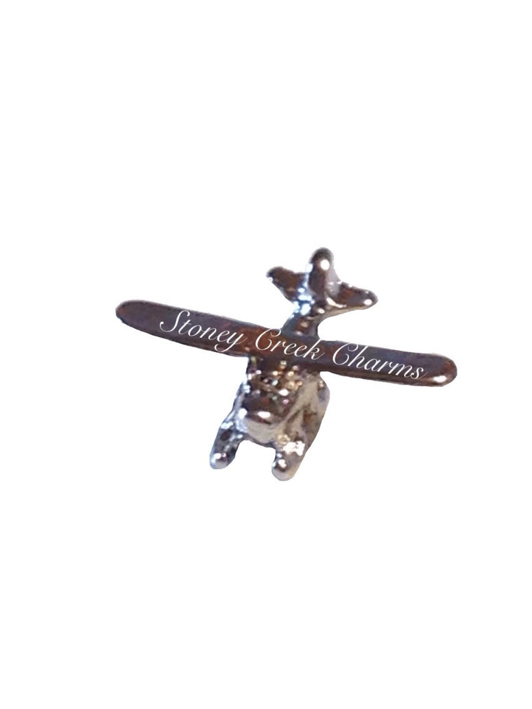 Float Plane Floating Charm - Stoney Creek Charms - 1