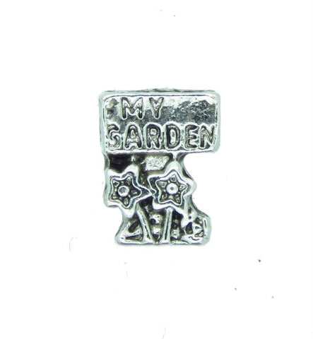 Garden Floating Charm - Stoney Creek Charms