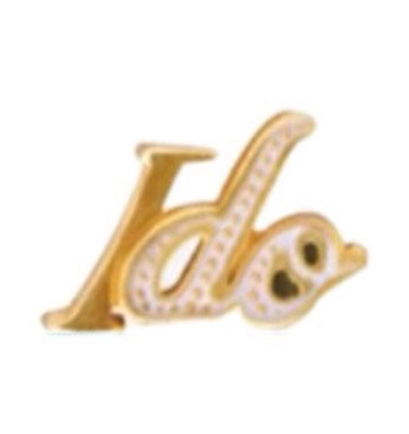I Do Charm - Stoney Creek Charms