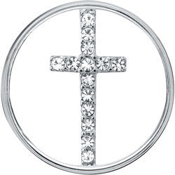Cross Window Plate - Stoney Creek Charms