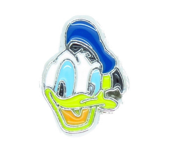 Donald Duck Floating Charm - Stoney Creek Charms