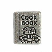 Cook Book Floating Charm - Stoney Creek Charms