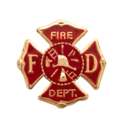 Firefighter Charm - Stoney Creek Charms